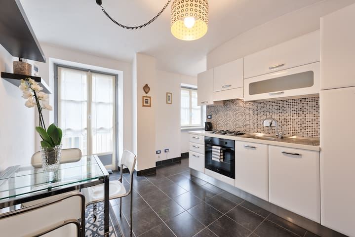 Lovely apartment in the center of Turin