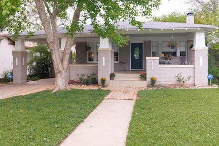 Charming Bungalow-Cultural District - Fort Worth - Dom