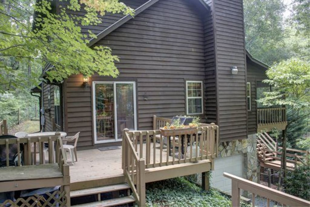 Mlc Creekside Cove Cabins For Rent In Blue Ridge