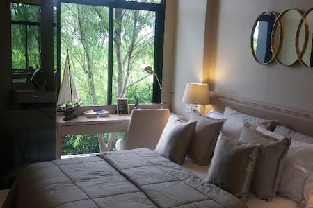 Lovely Apartment with Pool and Gym for you - Mae Sot