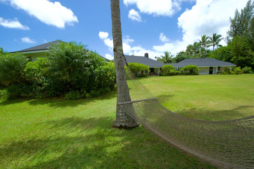 Old-Hawaii Charm defines this elegant estate.