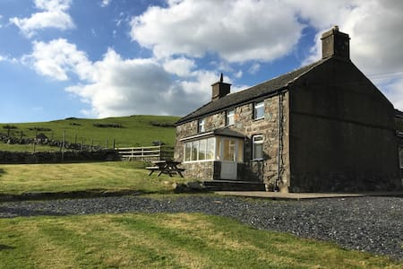 Snowdonia Farmhouse - House