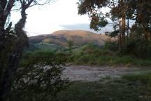 Vista para a Lombada, no Parque Estadual de Ibitipoca