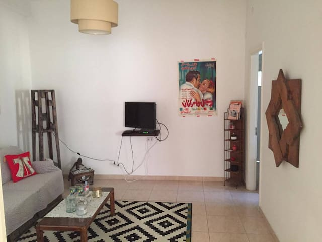 Artsy room in sunny Jabal el Weibdeh house - Amman - Haus