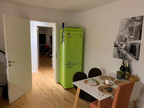 Nice shared student flat 20m2 room