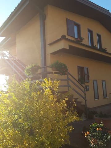 Camera doppia in villetta nel Cilento