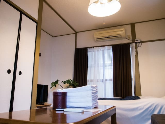 Walk 5min from JR KYOTO station.