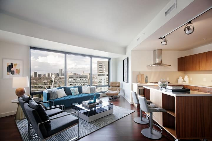 Professionally maintained apt | 1BR in Portland