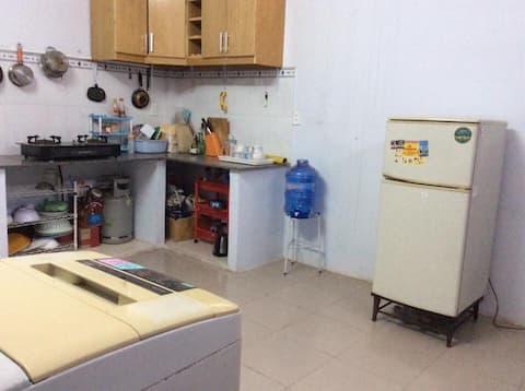Private house for rent in Binh Duong