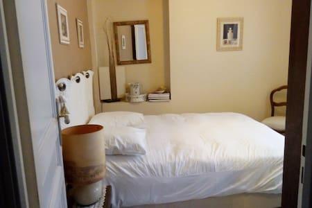 chambre indépendante avec sa SDB et WC - Soubise
