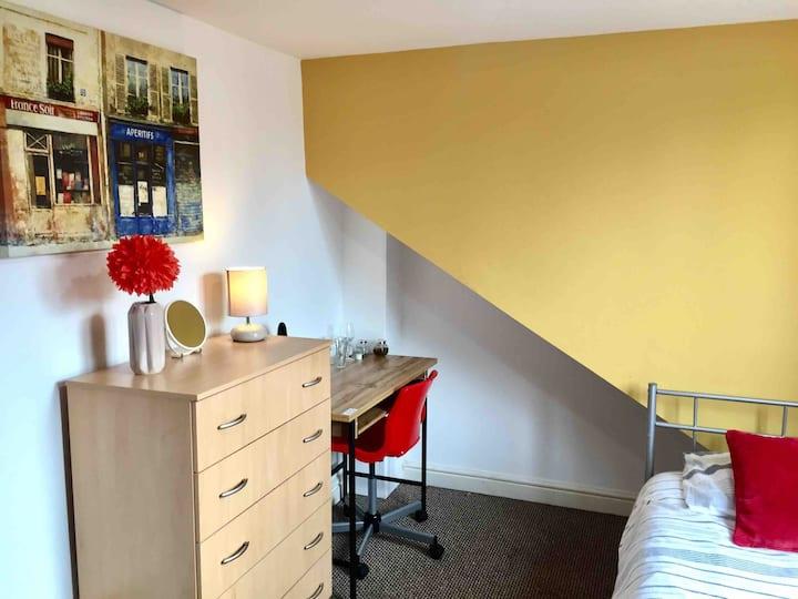 Summerfield House Single Room