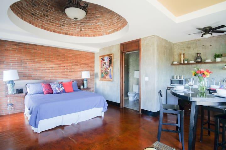 Suite Mediterránea Villa de La Rosa Valle de Gpe