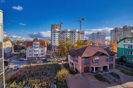 Квартира в историческом центре Архангельск - Arkhangel'sk - 公寓