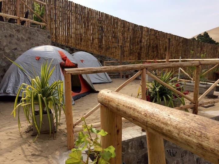 Camping Ecocamp Huacachina
