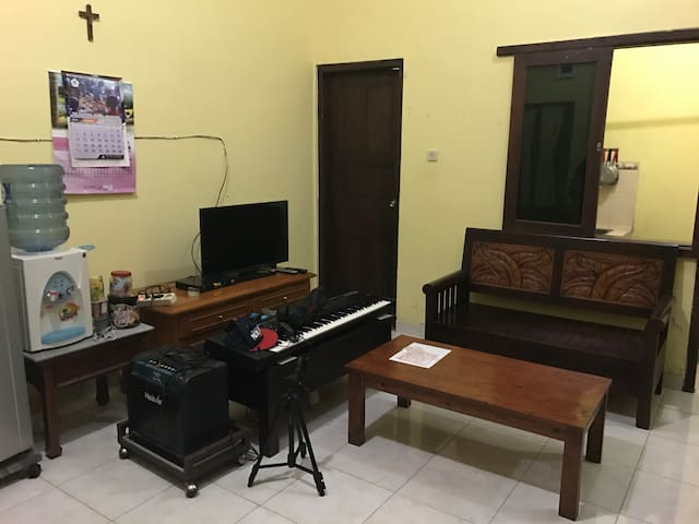 Comfortable and Quiet Place in Yogyakarta - Kabupaten Sleman