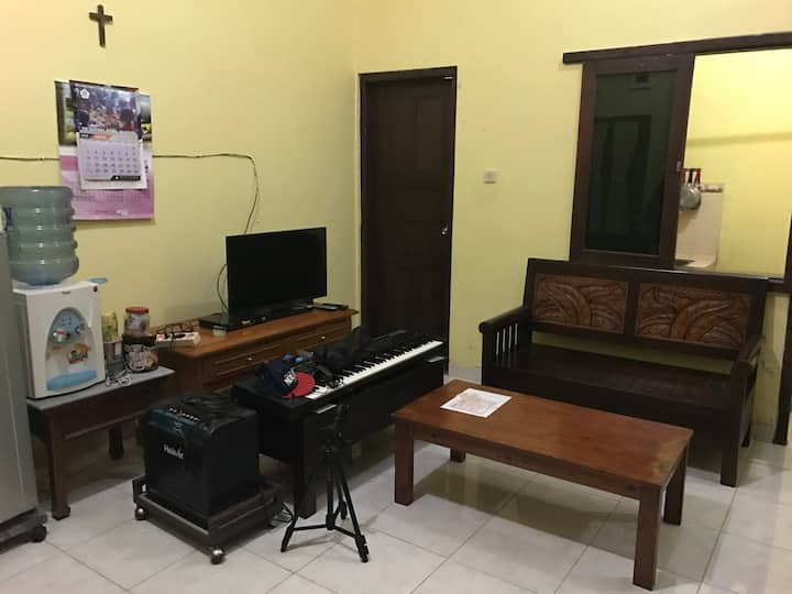 Comfortable and Quiet Place in Yogyakarta