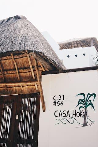 Casa Hokol - Telchac  puerto - Byt