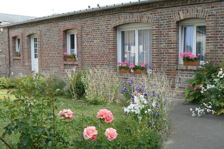 Joli maison F2 plein pied,  37m2, à 2mn d'Amiens - Dreuil-lès-Amiens - Hus