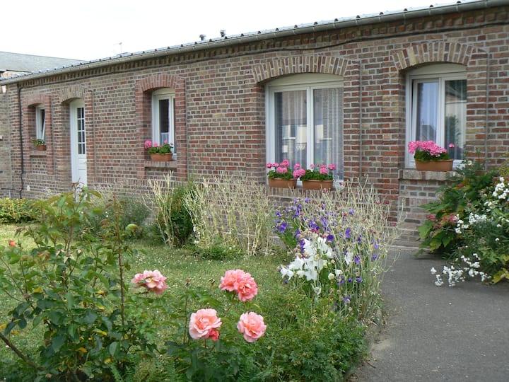 Jolie maison, 37m2, à 2mn d'Amiens, Les Cyclamens