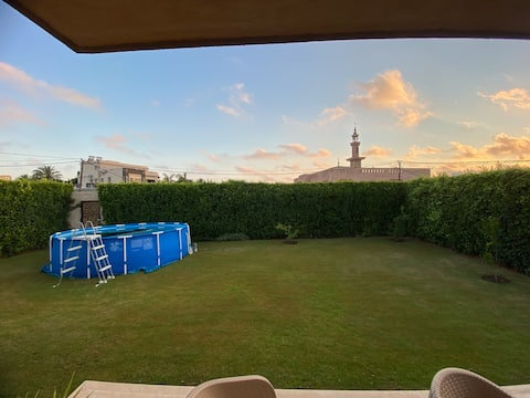 Enjoy the best of Alexandria in our villa