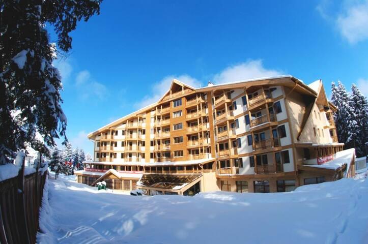 Айсберг Хотел апартамент 33