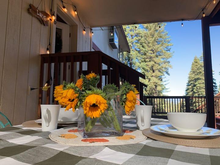 YoBee!Heart of Yosemite.Homey Studio+Breakfast+Pet