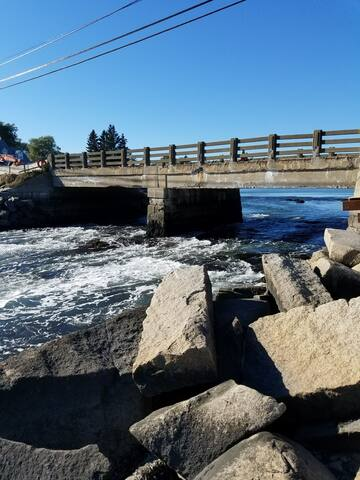 Keag River Rental