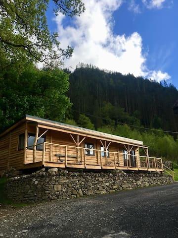 Ty Coed Lodge - Gwynedd,Wales Snowdonia