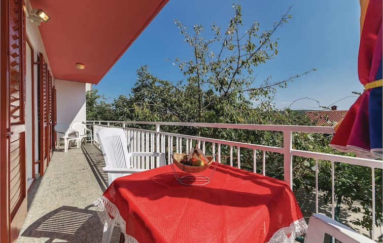 Holiday apartment with 2 bedrooms on 80m² in Labin