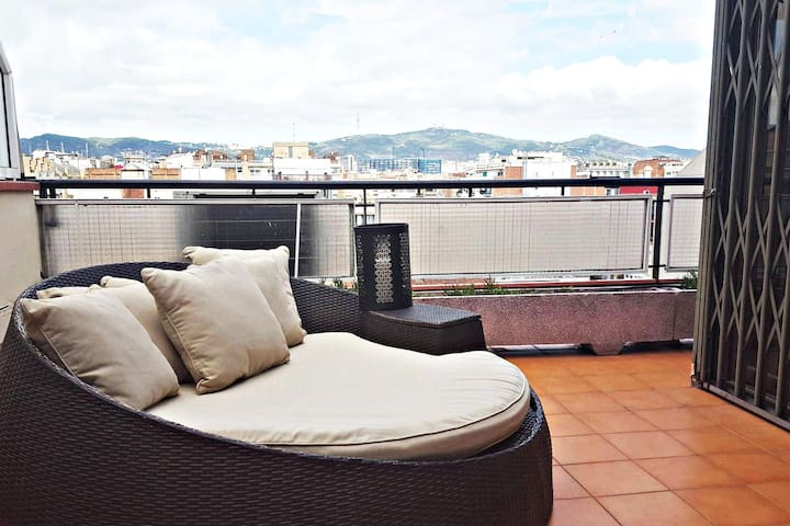 City Center, Luxury, Terrace (Wifi)