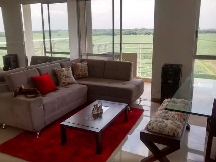 Apartamento cómodo palmira / comfortable apartment