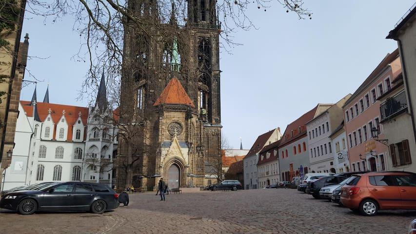 Schlafen auf einer der ältesten Burg Deutschlands - Meißen - Lejlighed