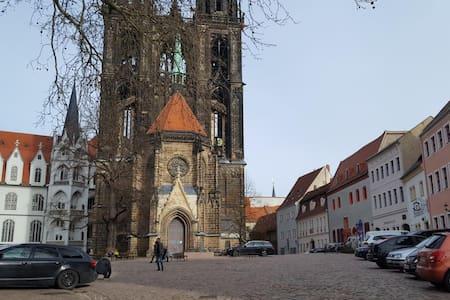 Schlafen auf einer der ältesten Burg Deutschlands - Meißen - Apartemen