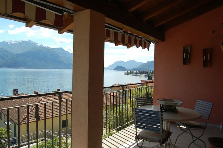 Quality apartment at only 50 meters from the lake