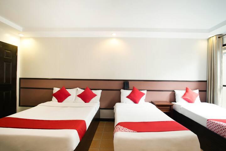 Standard Triple Stay@Tagaytay Haven Hotel - Mendez