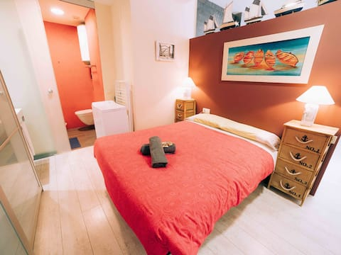 Wonderful & cozy loft in Calella!