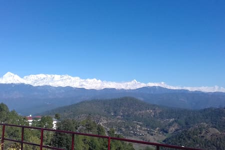 Accommodation At The Heritage Resort, Kausani