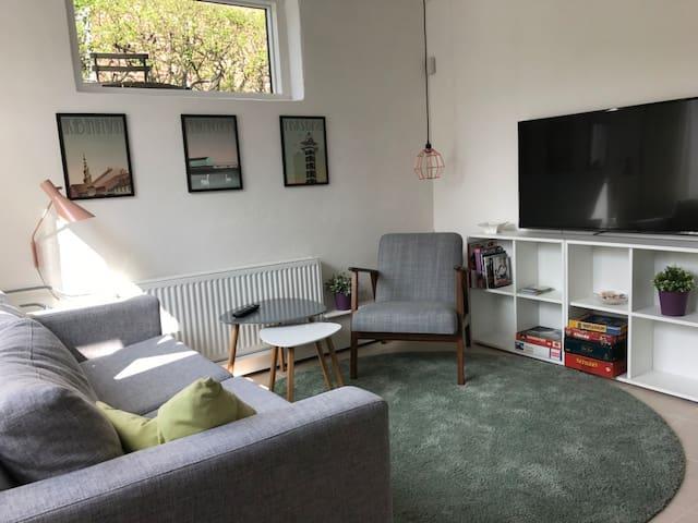 Apartment, Scandinavian style in Copenhagen