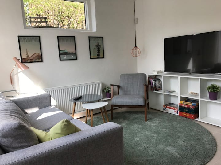 Apartment, Scandinavian style in Copenhagen