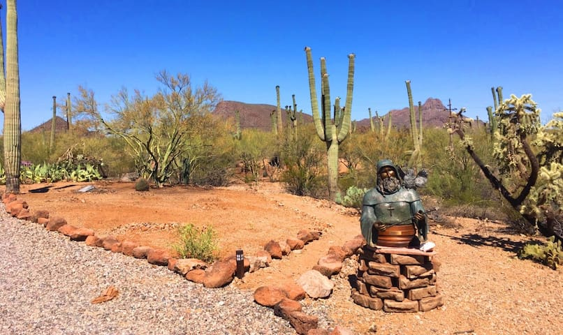 Spirit of the Wild West Retreat - Tucson - Apartment