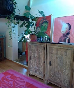 charming nest in an old building - Maisons-Alfort