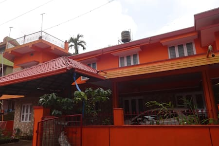 Four Seasons Home Stay (3BDH) - Madikeri