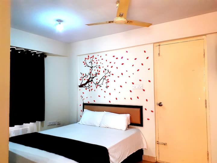 Private Studio rooms with Wifi @ Bannerghatta Road