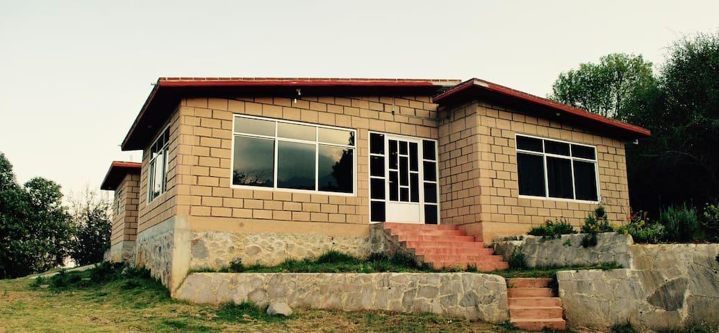 Tlazala B&B Campirano: Casa nueva, Habitación 2 - Tlazala de Fabela - Rumah