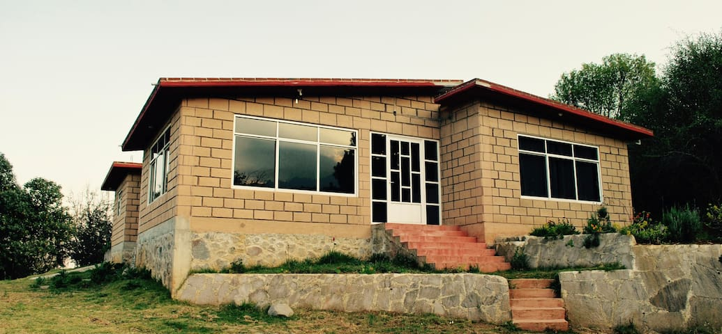 Tlazala B&B Campirano: Casa nueva, Habitación 2 - Tlazala de Fabela - House