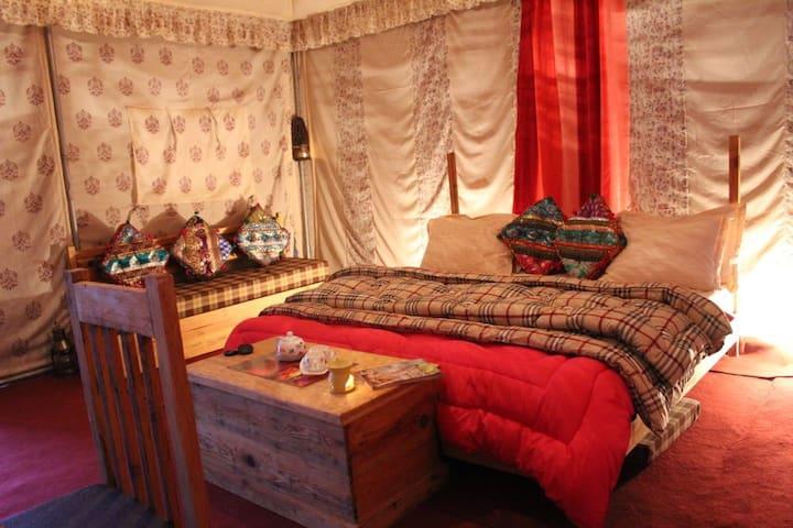 Family camps stay in Nainital - B&B2