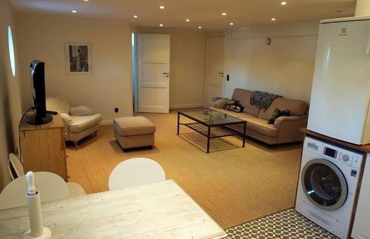 Nyrenoverad 2 rok centralt på Lidingö - Lidingö - Apartamento