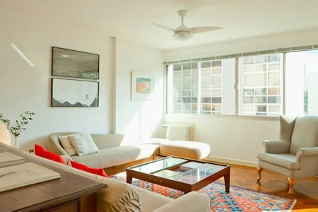 Bright apartment 3BR Ipanema - Rio de Janeiro