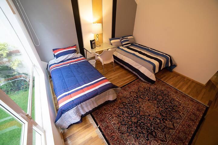 Cozy room in Polanco, between Masaryk & Antara G5