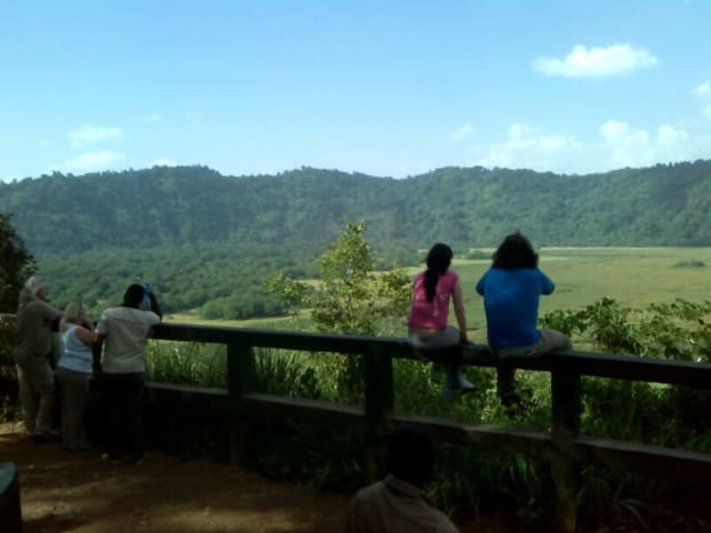 Meru Eco Lodge and Tours Safari